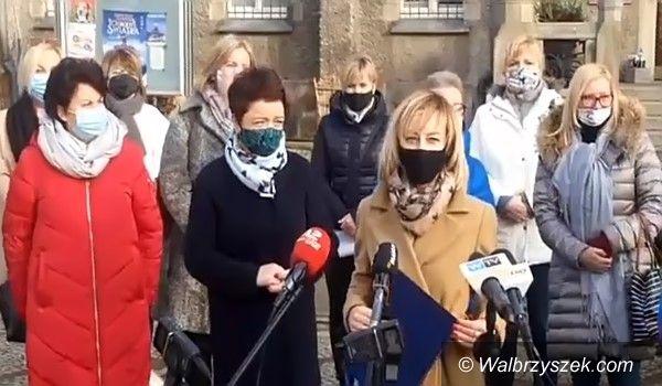 Wałbrzych: Rok kobiet