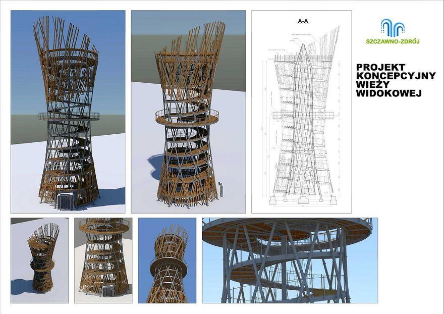 REGION, Szczawno-Zdrój: Powstanie kolejna wieża