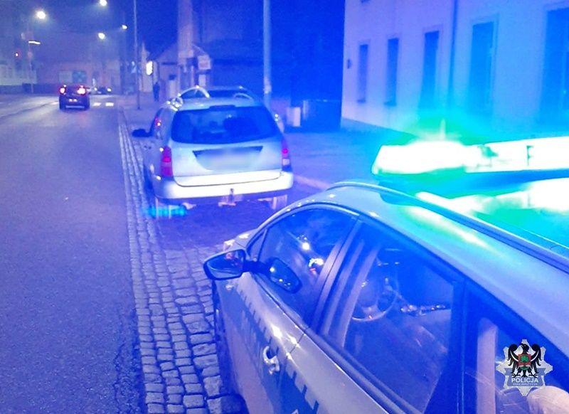 Wałbrzych/powiat wałbrzyski: Groził policjantom