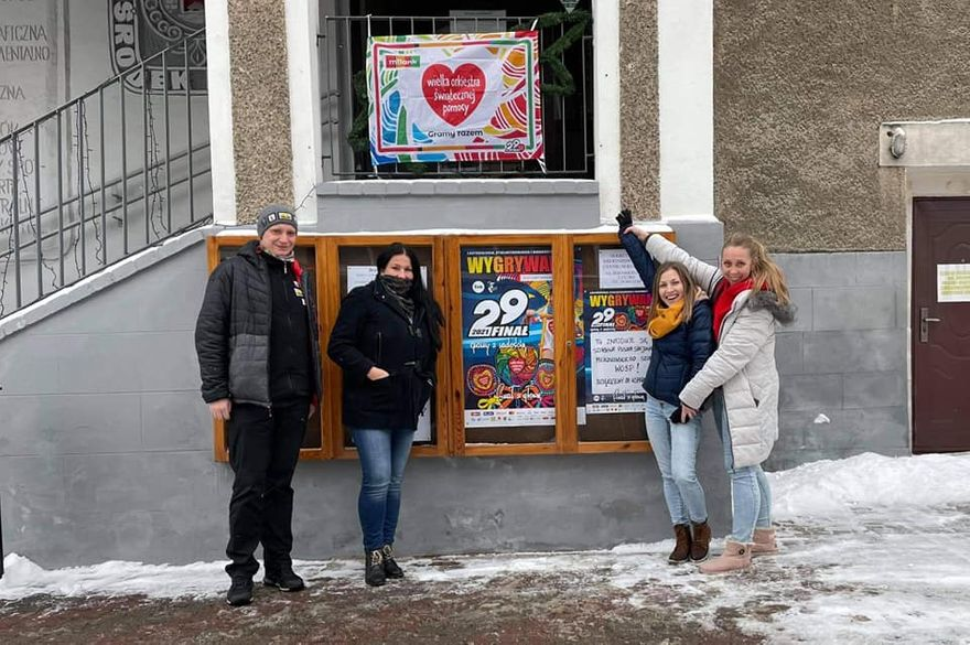 REGION, Mieroszów: Finał z głową