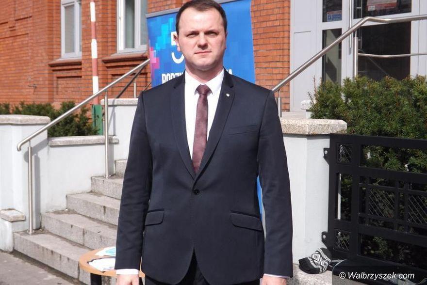 Wałbrzych: Oświadczenie Kamila Zielińskiego
