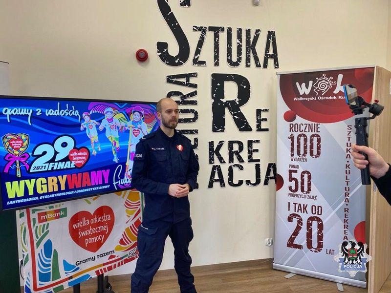 Wałbrzych/powiat wałbrzyski: Ma być bezpiecznie podczas finału