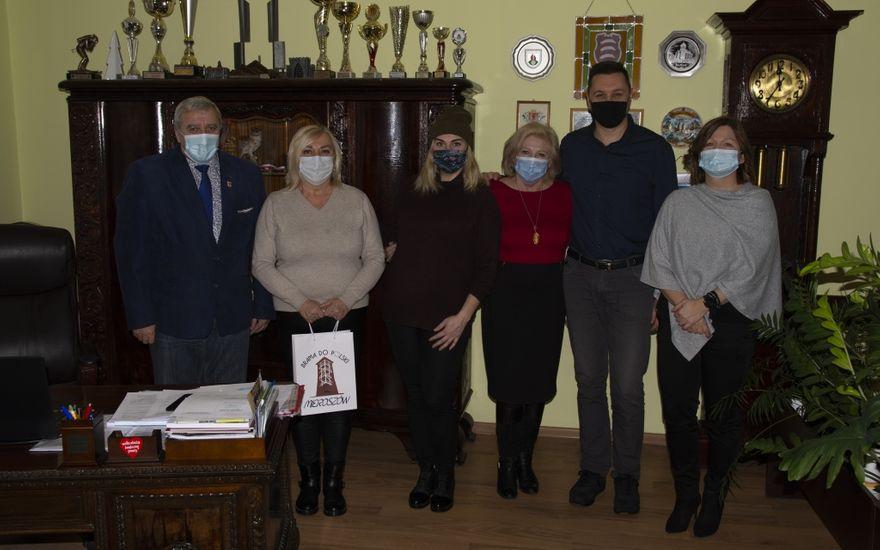 REGION, Mieroszów: Odebrali nagrody