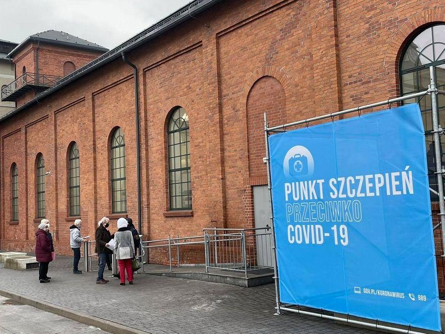 Wałbrzych/REGION: Rekord szczepień pobity
