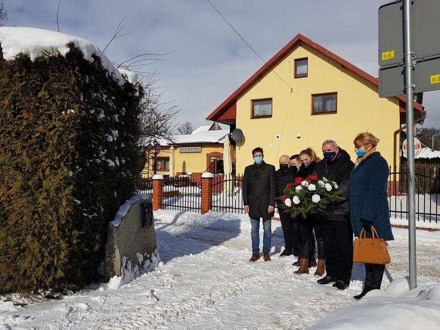 REGION, Mieroszów: Pamiętali o rocznicy