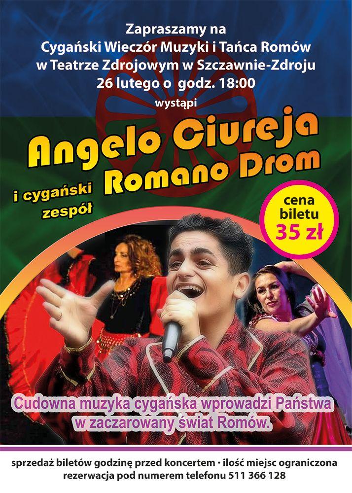 REGION, Szczawno-Zdrój: Cygański wieczór