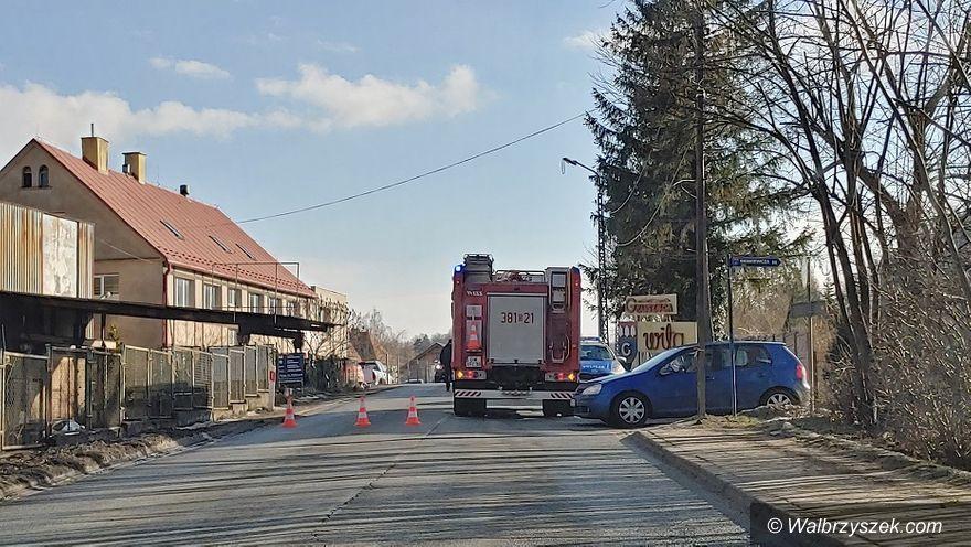 REGION, Głuszyca: Groźny wypadek