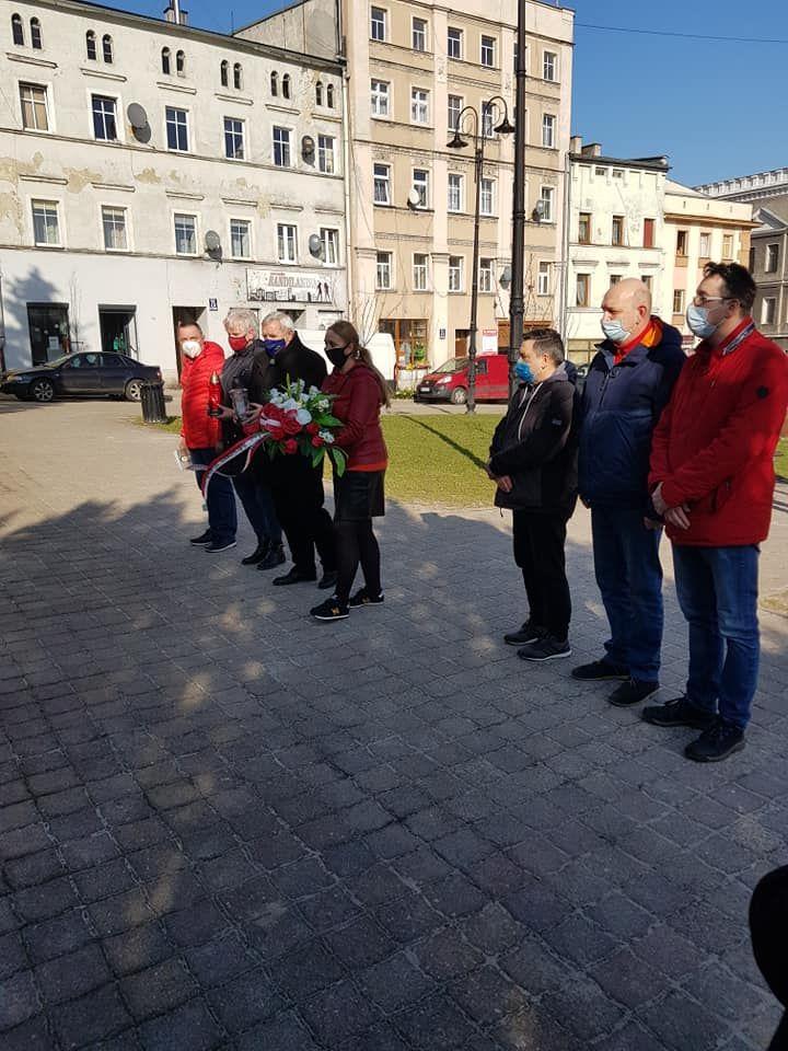 REGION, Mieroszów: Złożyli hołd