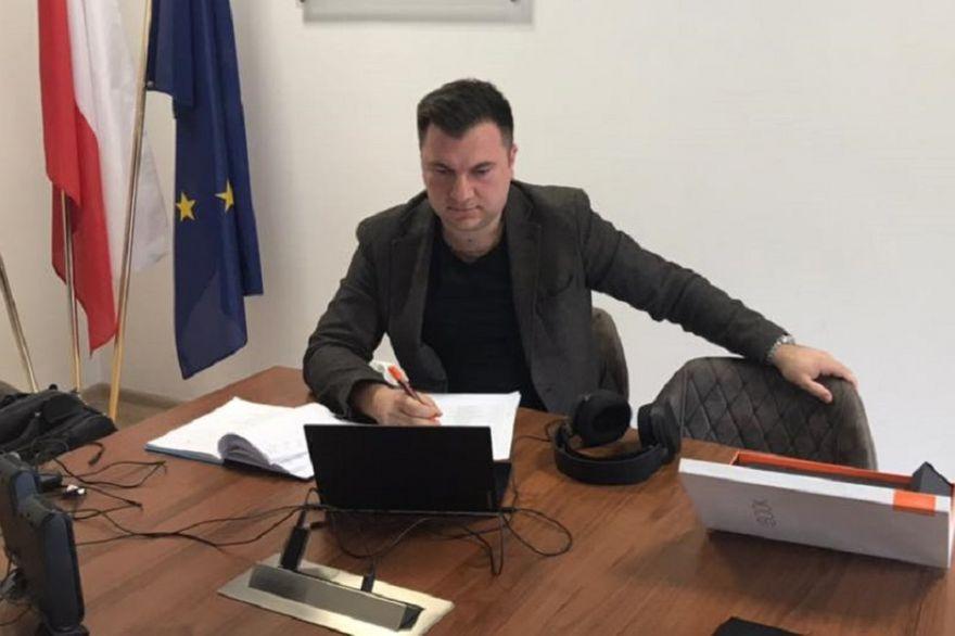 REGION, Szczawno-Zdrój: Powrót przewodniczącego