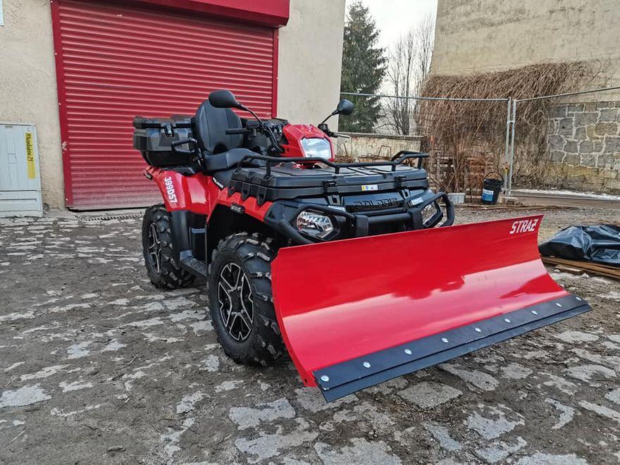 REGION, Mieroszów: Quad dla strażaków