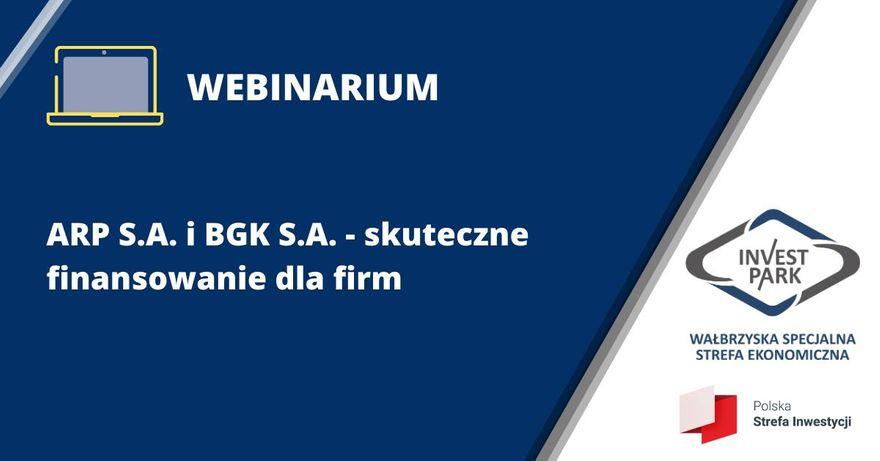 Wałbrzych/REGION: Finansowanie dla firm