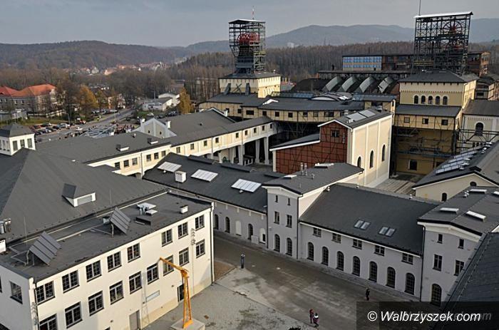 Wałbrzych: Stara Kopalnia zamknięta