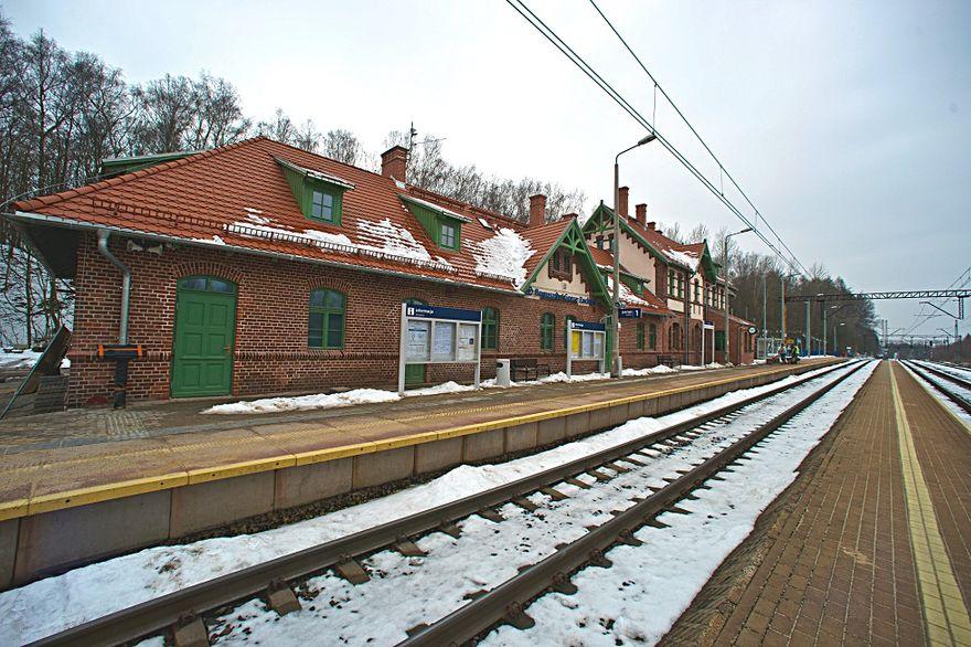 REGION, Boguszów-Gorce: Dworzec wyremontowany
