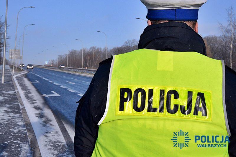 Wałbrzych/Grzędy: Przestępcy drogowi