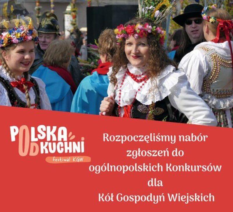 powiat wałbrzyski: Konkursy dla gospodyń