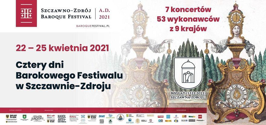 REGION, Szczawno-Zdrój: Barokowy festiwal