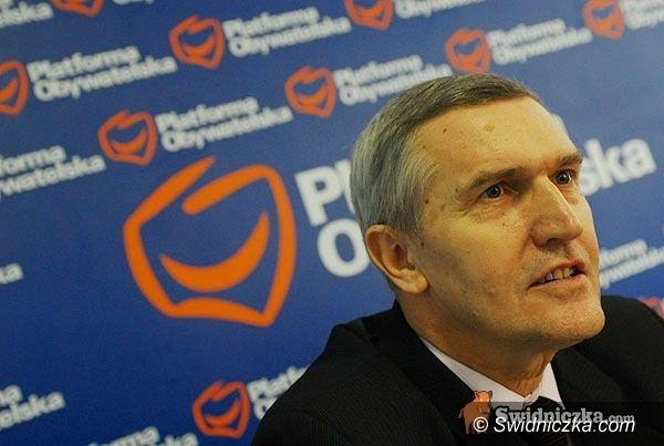 Świdnica/Wrocław: Zbigniew Szczygieł ujawnia, że łącznik do A4 powstaje wbrew prawu