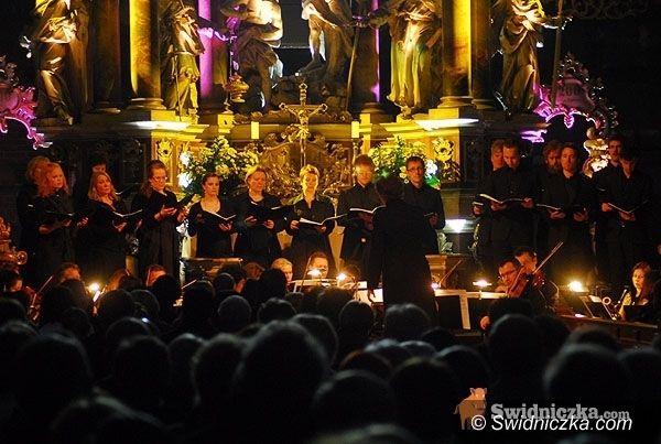 Świdnica: Brytyjski chór w Kościele Pokoju
