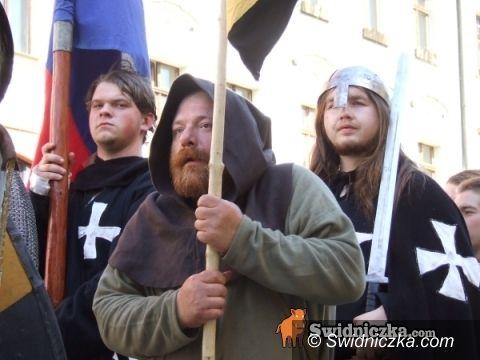 Świdnica: Huk armaty w Rynku
