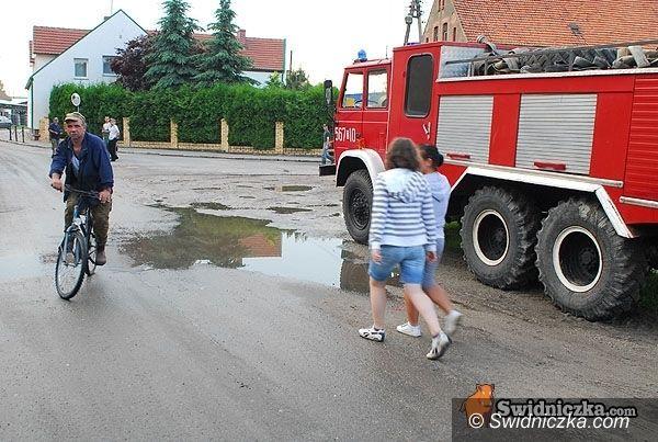 Dolny Śląsk: Sytuacja powodziowa na Dolnym Śląsku