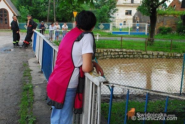 gmina Marcinowice: Czarna Woda wraca do koryta