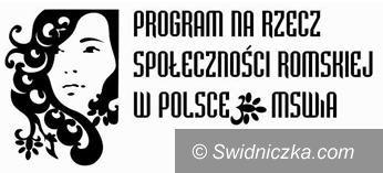 Świebodzice: Poprawią sytuację Romów za 86 tysięcy zł