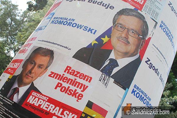 kraj: Odliczamy: do wyborów 4 dni