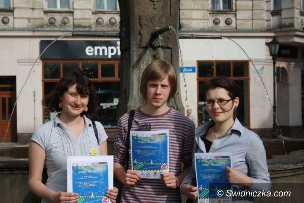 Świdnica: Joanna, Martyna i Stanisław na Wyspę Tropikalną