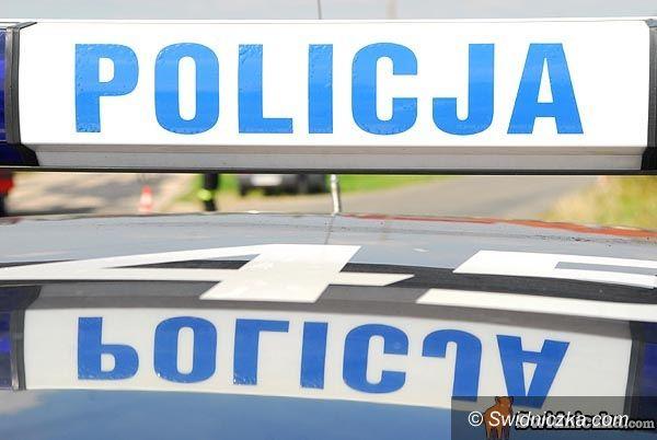Świebodzice: Policja poszukuje świadków kwietniowego wypadku