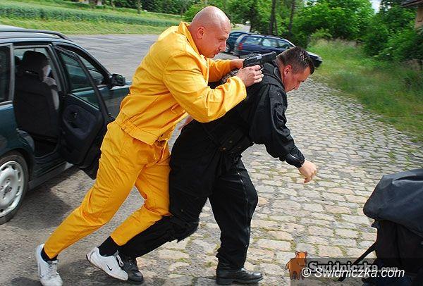 Świdnica: Więzień uciekł z aresztu