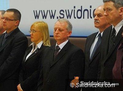 powiat świdnicki: Gruntkowska, Grzegorzewicz, Markiewicz i Murdzek kandydatami Wspólnoty
