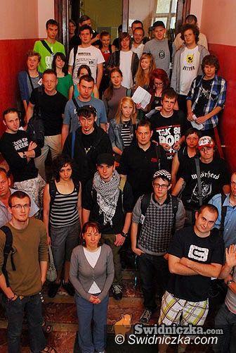 Świdnica: Fotomaratończycy