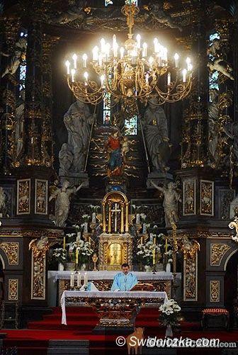 Świdnica: Msza do Matki Bożej Świdnickiej