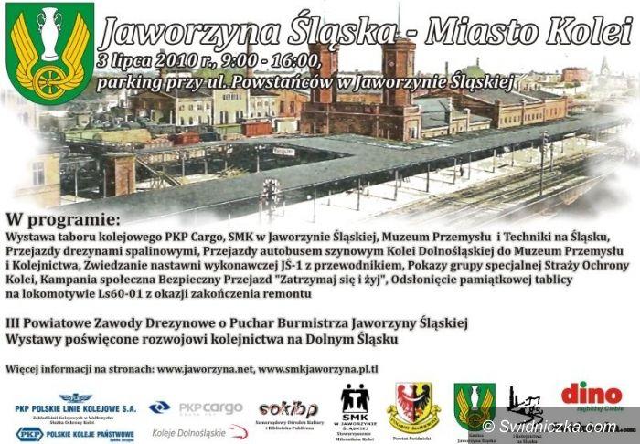 Jaworzyna Śląska: Miasto kolei zaprasza