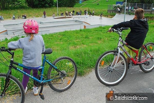 Świdnica: Trzy szlaki rowerowe po naszym księstwie