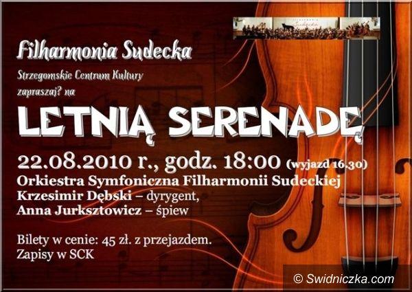 Strzegom/Wałbrzych: Letnia Serenada dla strzegomian