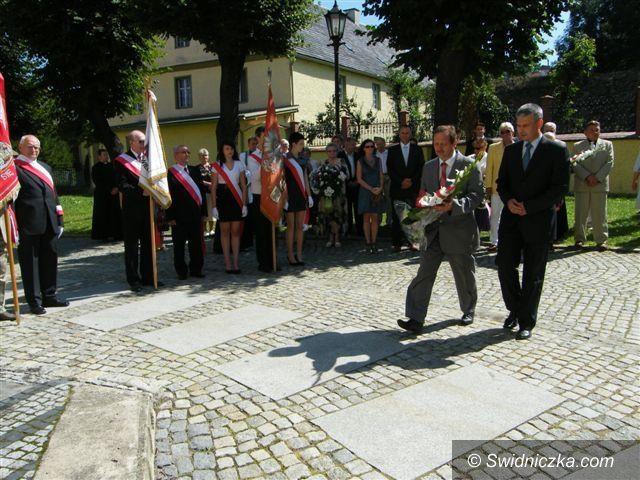 Świebodzice/Świdnica: Sierpniowe porozumienie drogą do wolności – Świebodzice uczciły rocznicę, pora na Świdnicę