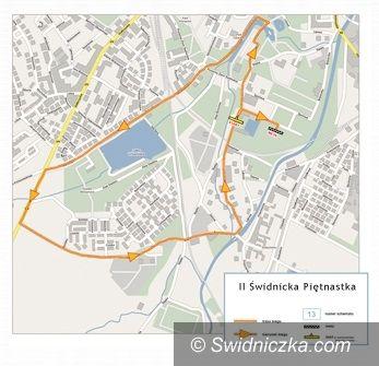 powiat świdnicki: Sporo zmian na drogach w najbliższych dniach – dziś zablokują je biegacze