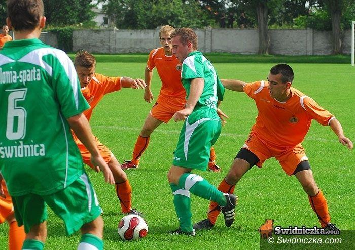 III-liga dolnośląsko-lubuska: Chrobry Głogów odjeżdża rywalom