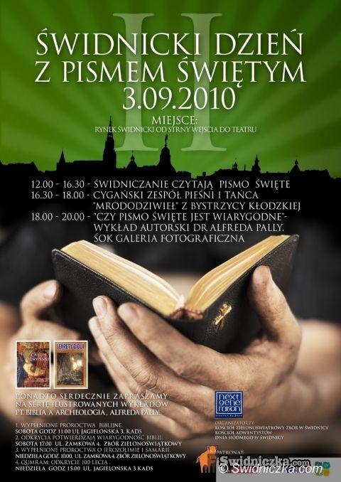 Świdnica: Świdniczanie czytają Pismo święte