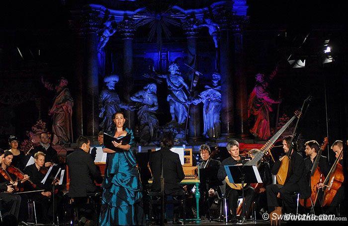 Świdnica: Jedyny koncert Wratislavia Cantans – świdniczanie nie wypuścili Capriccio Stravagante Orchestra bez bisu
