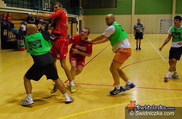 Świdnica: Hit II–ligi szczypiorniaka już w pierwszej kolejce