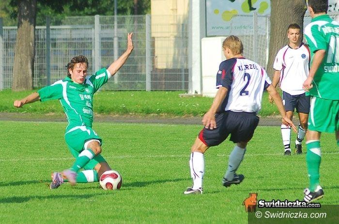 Świdnica: Polonia/Sparta wygrywa, piłkarze i trenerzy się wypowiadają