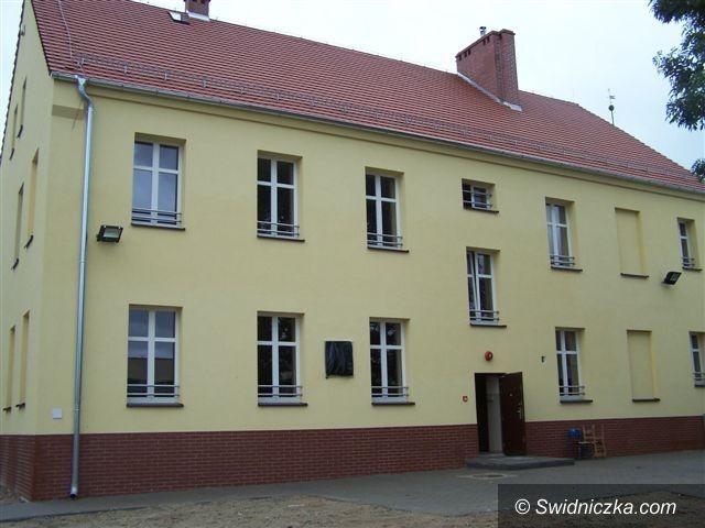 powiat świdnicki: Uczniowie mają lepsze warunki