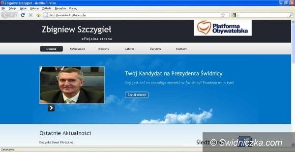 Świdnica: Samorządowcy atakują w sieci