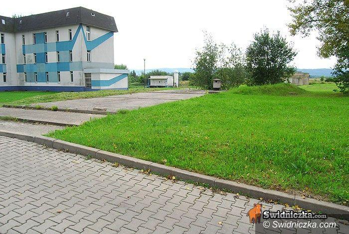 Świdnica: Pogotowie z planami na wyjście z baraków