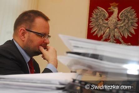 Świdnica: Ryszard Wawryniewicz: Szpital może liczyć na pomoc samorządów