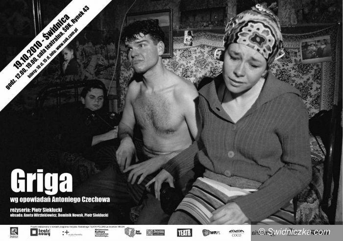 Świdnica: Czechow na świdnickich deskach