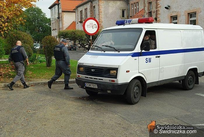 Świdnica: Osadzony ze świdnickiego aresztu sam wrócił za kratki