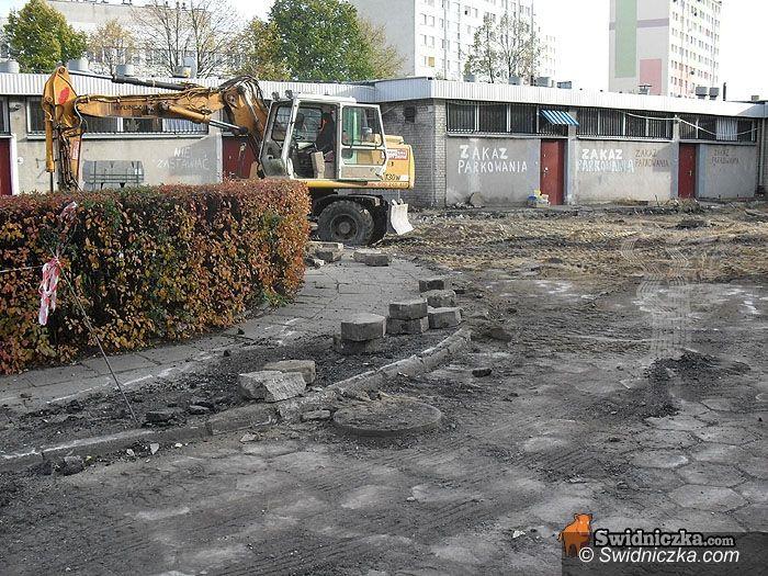 Świdnica: Osiedlowa droga zyska nową nawierzchnię